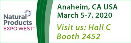 ExpoWest, Anaheim, 5-7 March 2020