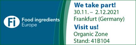 FIE Frankfurt 2021 - we take part